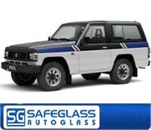 NISSAN PATROL/SAFARI 3D/5D SUV 1980-