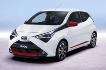 Toyota Aygo II 2014-