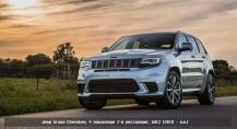 Jeep Grand Cherokee IV (WK2)