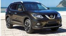 Nissan X-Trail III (T32)/Rogue II USA 2014-