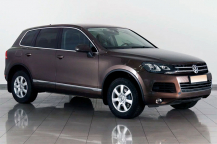 Volkswagen TOUAREG II 2010-2018