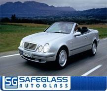 Mercedes W208 CLK-сlass 1997 - 2002