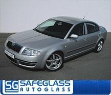 Skoda superb 2002 - 2008 /