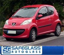 Peugeot 107 2005 - 2014