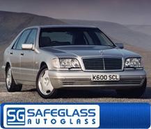 Mercedes W140 (91 - 98)