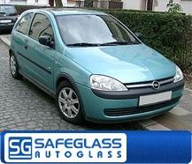 Opel Corsa C (00 - 06)