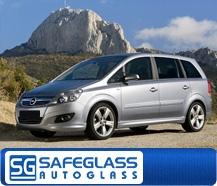 Opel Zafira B (05 - 10)