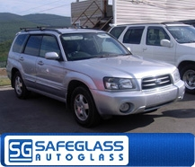 Subaru Forester (02 - 08)