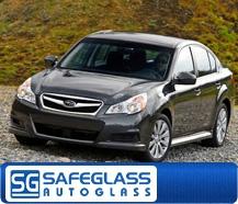 Subaru Legacy (09 - ...)