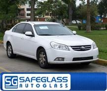 Chevrolet Epica (06 - 12)