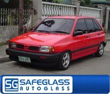 Ford Festiva (87 - 93)
