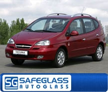 Chevrolet Tacuma / Rezzo (00 - 08)
