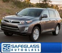Toyota Highlander / Kluger (07 - 14)