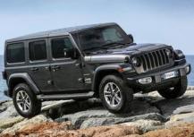 Jeep Wrangler JL 2017-