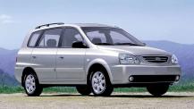 KIA CARENS II (RS) 2002-2006