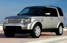 Land Rover Discovery 2004-2016