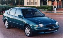 Toyota Corolla (96 - 01)
