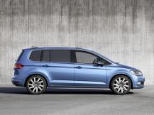 Volkswagen TOURAN II (5T) 2015-