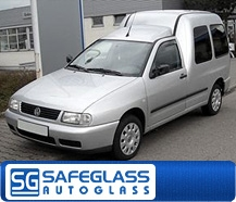 Volkswagen Caddy (96 - 04)