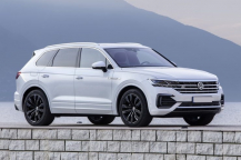 Volkswagen TOUAREG III (CR) 2018-