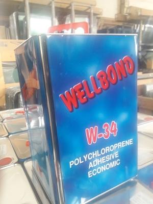 Клей Wellbond W-34