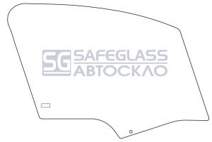 Боковое (передний салон) Citroen C3 (02 - 09)
