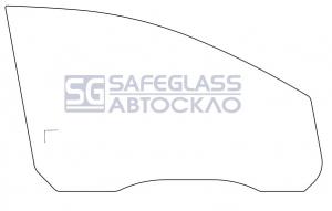 Боковое (передний салон) Ford Focus (05 - 11)
