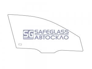 Боковое (передний салон) Honda Accord (03 - 08)