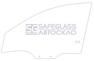 Боковое (передний салон) Hyundai Accent Era (06 - 11)