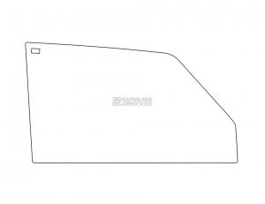 Переднее боковое ЗАЗ Таврия 1102 (92 - 07)