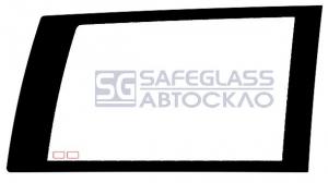 Боковое (задний салон) (заводская тонировка) Mercedes Vito (96 - 03)
