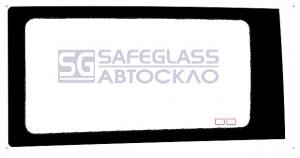 Боковое (передний салон) (заводская тонировка) Mercedes Vito Viano (04 - ...)