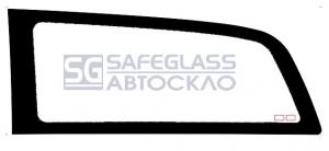 Боковое (задний салон) (заводская тонировка) Mercedes Vito Viano (04 - ...)