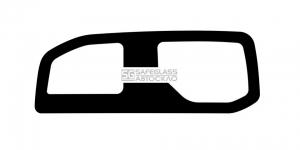Целое правое Citroen Berlingo 2008-