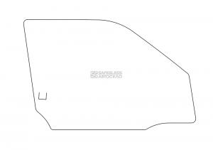 Переднее боковое Suzuki Swift 4 (05 - 10)