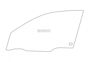 Переднее боковое Toyota Avensis (97 - 03)