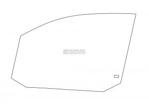Переднее боковое Volkswagen Caddy (04 - 15)