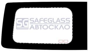 Заднее стекло Nissan NV 200 Vanetta (10 - ...)
