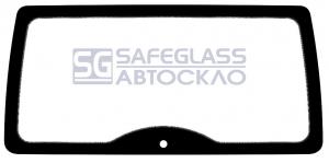Заднее стекло FORD Connect (03 - 13)