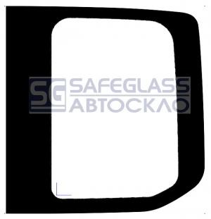 Заднее стекло Ford Transit (High) (14 - ...)