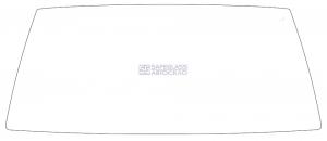 Заднее стекло ВАЗ 21099 (91 - 97)