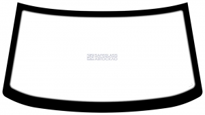 Заднее стекло ВАЗ 2110 (95 - ...)