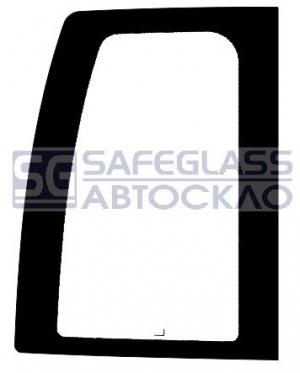 Заднее стекло (высокое) Mercedes Vito Viano (04 - ...)