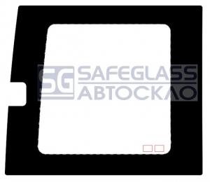Заднее стекло Mercedes Sprinter (95 - 06)