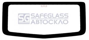 Заднее стекло Renault Trafic (14 - ...)