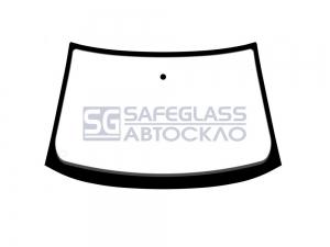 Лобовое стекло Audi A-6 4D (97 - 04)