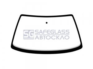Лобовое стекло Audi 100/200 (82 - 91)