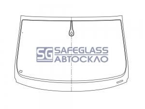 Лобовое стекло Audi Q-7 (06 - ...)