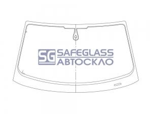 Лобовое стекло Audi Q-3 (11 - ...)