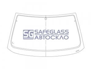 Лобовое стекло BMW 3 E36 (91 - 97)